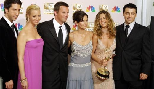 "AFP | ""Friends"" regresa con especial en plataforma HBO Max"