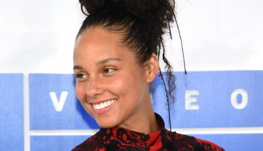 AFP | La cantante Alicia Keys