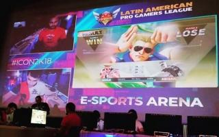 Cortesía |  Una de las competencias e-sports de la  LAPGL (Latin American Pro Gamers League).