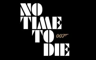 "Nueva película de James Bond ""No Time To Die"""