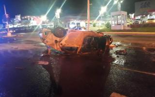 ML  | El auto involucrado en el accidente de tránsito