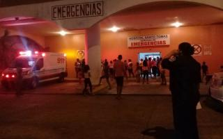 ML  |  Urgencias del Hospital Santo Tomás