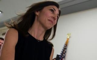 La exabogada del FBI Lisa Page, en julio de 2018 en Washington